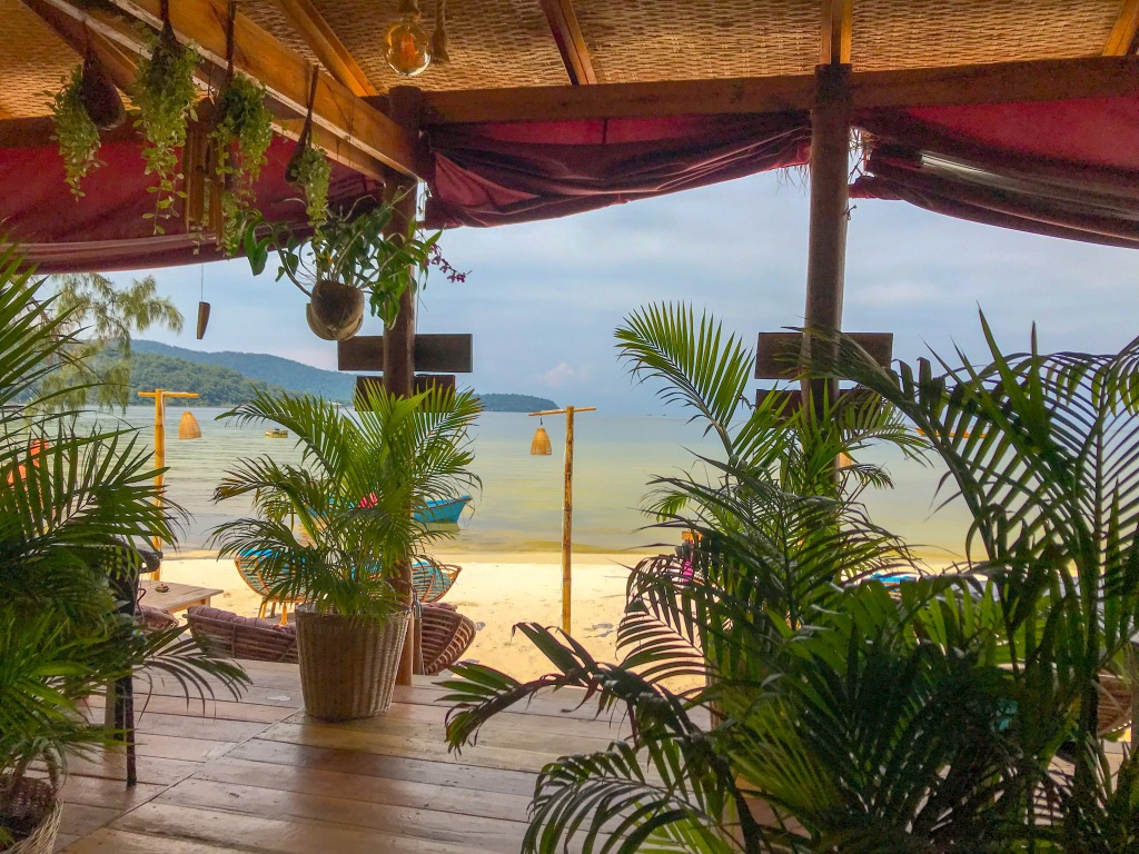Koh Rong Sanloem Island, Cambodia